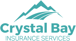 Cyan logo for Crystal Bay Insurance Services